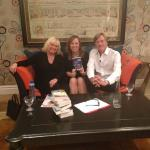 With Richard and Judy